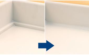 Обробка мінерально-акрилових плит типу Solid Surface